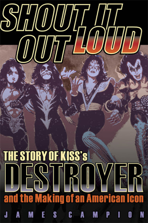 Kiss Shout It Out Loud
